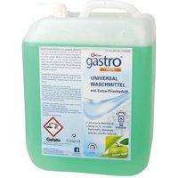 gastro Waschmittel 5 Liter, grüner Apfel