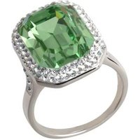 Ring Swarovski Kristall 925 Sterling Silber