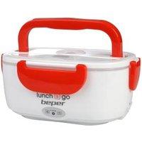 Beper wärmende Lunchbox rot , elektrisch