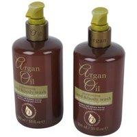 Argan Oil fl. Seife 2x 300ml