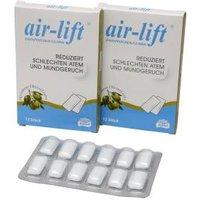 air-lift Zahnpflege-Kaugummi mit Xylitol 2er Set