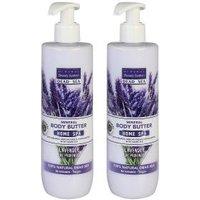 MINERAL Beauty System Bodybutter Lavendel 2er Pack