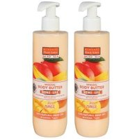 MINERAL Beauty System Bodybutter Mango 2er Pack