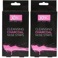 XPEL Charcoal Nasen Strip - 6 St. - 2er Set