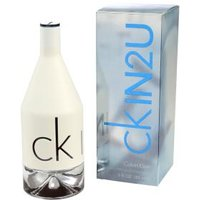 Calvin Klein In2U, Eau de Toilette Spray, 150 ml