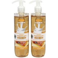 MINERAL Beauty System Duschgel Milk&Honey 2x300ml