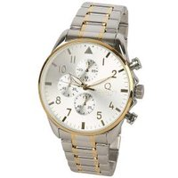 Quality Time Fliergerchrono Herren Quarzuhr