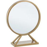 Spiegel Marilyn goldfarbe