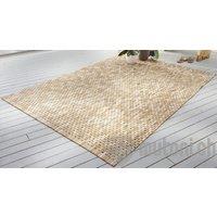 Teakholz-Teppich Wood 200x300