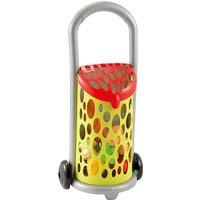Einkaufstrolley mit Obst und Gemüse