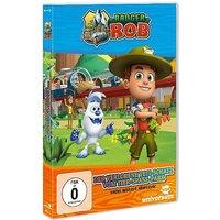 DVD Ranger Rob 01 - Der verlorene Yeti-Schatz vom Tier-Spaß-Park Hörbuch