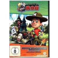 DVD Ranger Rob 02 - Chippers Tier-Spaß-Park Stuntshow Hörbuch