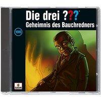 CD Die drei ??? 196 - Geheimnis des Bauchredners Hörbuch