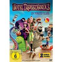 DVD Hotel Transsilvanien 3 - Ein Monster Urlaub Hörbuch