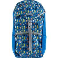 Kinder Tagesrucksack YUKI, 12 l blau