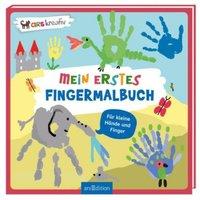 Buch - Mein erstes Fingermalbuch