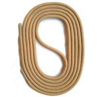 Schnürsenkel rund 60-150cm, 3mm aus Polyester Schnürsenkel sand