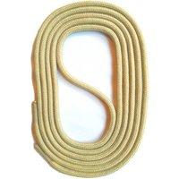 Schnürsenkel rund 60-150cm, 3mm aus Polyester Schnürsenkel beige Gr. 75