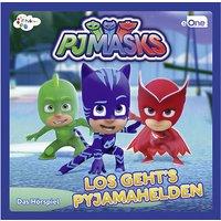 CD PJ Masks - Los gehts Pyjamahelden 1 Hörbuch