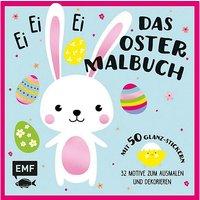 Buch - Ei, ei, ei: Das Oster-Malbuch