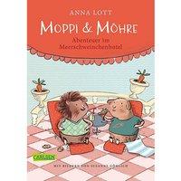 Buch - Moppi und Möhre: Abenteuer im Meerschweinchenhotel