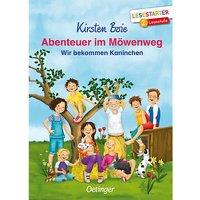 Buch - Abenteuer im Möwenweg: Wir bekommen Kaninchen