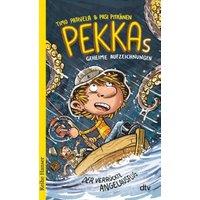 Buch - Pekkas geheime Aufzeichnungen: Der verrückte Angelausflug, Band 3