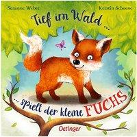 Buch - Tief im Wald... spielt der kleine Fuchs