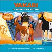 CD Yakari 36 - Ein Freund Wirbelwind Hörbuch  Kleinkinder