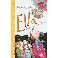 Buch - Ella und der Neue in der Klasse, Band 7