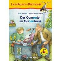 Buch - Der Computer im Gartenhaus / Silbenhilfe