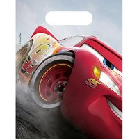 Mitgebseltüten Cars The Legend Of The Track, 6 Stück
