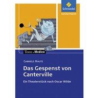 Buch - Das Gespenst von Canterville, Textausgabe mit Materialien