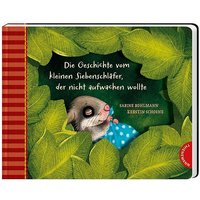 Buch - Der kleine Siebenschläfer: Die Geschichte vom kleinen Siebenschläfer, der nicht aufwachen wollte, Band 2