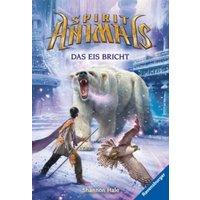 Buch - Spirit Animals: Das Eis bricht, Band 4