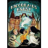 Buch - Nicodemus Faust und das Haus der 100 Schlüssel