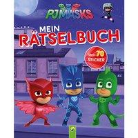 Buch - PJ Masks Mein Rätselbuch