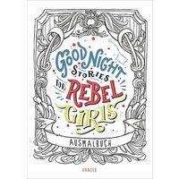 Buch - Good Night Stories for Rebel Girls: Ausmalbuch