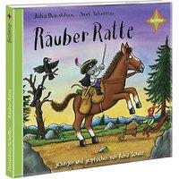 Räuber Ratte, 1 Audio-CD Hörbuch