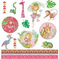 Prinzessin Lillifee: Tattoos Tropical