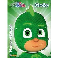 Buch - PJ Masks: Masken-Malspaß Gecko