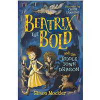 Buch - Beatrix the Bold and the Riddletown Dragon