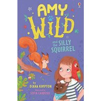Buch - Amy Wild and the Silly Squirrel