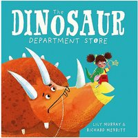 Buch - The Dinosaur Department Store