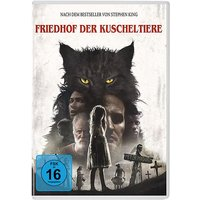 DVD Friedhof der Kuscheltiere (2019) Hörbuch