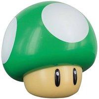 Super Mario Leuchte Mushroom 3D 1 Up, grün