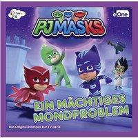 CD PJ Masks  - Ein mächtiges Mondproblem Hörbuch