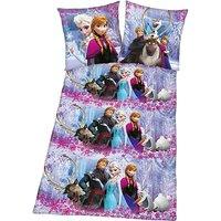 Disney´s Die Eiskönigin 2, Frozen 2, Bettwäsche, 80 x 80 cm + 135 x 200 cm