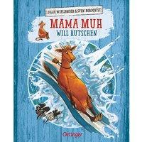 Buch - Mama Muh will rutschen