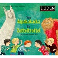 Buch - Von Alpakakacka bis Zotteltrottel: Das voll verbotene Abc